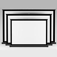 Büro-Business-Projektor tragbaren Tisch Bildschirm 40 Zoll 4: 3 die einfache Durchführung matt weiß Projektion für die Ausbildung