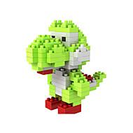 Bausteine Für Geschenk Bausteine Model & Building Toy Dinosaurier ABS 8 bis 13 Jahre Grün Spielzeuge