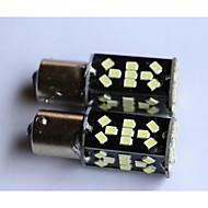 1156/1157/T20/T25 2835-48SMD Car Tail Brake Light Turn Light Reversing lamp Side Marker Light White Blue Red Yellow