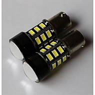 1156/1157/T20 5630-18SMD+1CREE Car Tail Brake Light Turn Light Reversing lamp Side Marker Light White