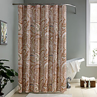 Classic Floral/Botanical Shower Curtain 71x72inch,71x79inch