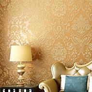 Blumen Tapete Zeitgenössisch Wandverkleidung,Nicht-gewebtes Papier ja