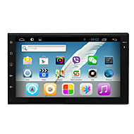 android 4.2 2din New universal Car Radio ipod Double Car  Player GPS Navigation In dash Car PC