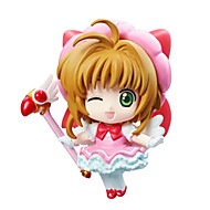 Cardcaptor Sakura Annat 8CM Anime Actionfigurer Modell Leksaker doll Toy