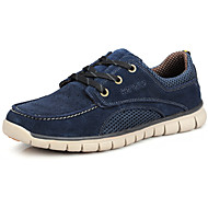 Serene Men's Shoes Casual Suede Fashion Sneakers / Athletic Shoes / Espadrilles Brown / Navy / Burgundy / Khaki