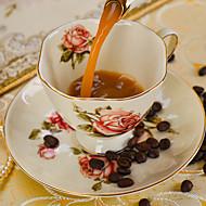 Ceramic Tea Cup 1pcs Afternoon Tea China British Style
