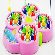 פלסטיק לילדים מעל 3 צעצוע משחק לדייג