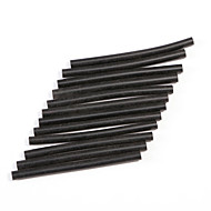 neitsi® sada 12 profesionální prodlužování vlasů keratin pistole bond lepicích tyčinek (černá)