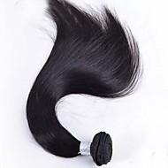 Human Hair vævninger Brasiliansk hår Lige 1 Stykke hår vævninger