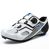 Men's Athletic Shoes Fall Winter Comfort Rubber Synthetic Outdoor Athletic Flat Heel Others Red White Cycling