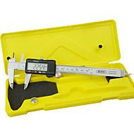 rewin® Werkzeug Edelstahl digitalen Schieblehre 0-150mm die metrischen und Zoll
