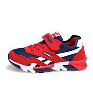 נשים / גברים / לבנים / לבנות-נעלי ספורט-דמוי עור-נוחות / חדשני / מגפי אופנה / נעליים לעריסה-כחול / אדום / כחול ים-שמלה / קז'ואל / ספורט-