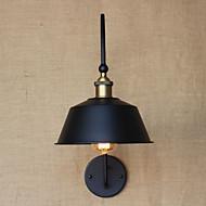 Vekselstrøm 220-240 40 E26/E27 Rustik/hytte Maleri Funktion for Pære medfølger,Atmosfærelys Væg Lamper Væglys