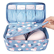 Storage Boxes Textile withFeature is Lidded , For Underwear / Cloth