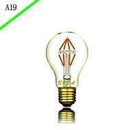 BOFA19 LED4W Antique Edison Silk ball Bubble Lamp(85V-265V)