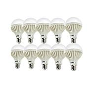 12W E26/E27 LED kulaté žárovky A80 18 SMD 5630 900 lm Teplá bílá / Chladná bílá Ozdobné AC 220-240 V 10 ks
