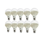 YouOKLight® 10PCS E27 12W 18*SMD5630 900LM 3000K/6000 Warm White/Cool White Light  LED Globe Bulbs (AC 220V)