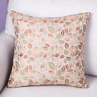 Polyester Polštářový potah,Květinový tradiční