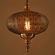 MAX 60W Lámparas Colgantes ,  Retro Pintura Característica for Mini Estilo MetalSala de estar / Habitación de estudio/Oficina / Vestíbulo