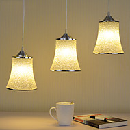 Max 60W מנורות תלויות ,  מודרני / חדיש אחרים מאפיין for סגנון קטן מתכתחדר שינה / חדר אוכל / מטבח / חדר עבודה / משרד / כניסה / חדר משחקים