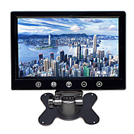 9 Inch HD TFT-LCD Car Rearview Monitor With Stand Reverse Backup Camera High Quality