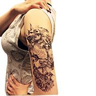 1 タトゥーステッカー 動物シリーズ 花シリーズ クリスマス 新年子供 女性 男性 大人 フラッシュタトゥー 一時的な入れ墨