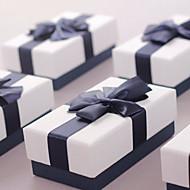 비 개인화-기념일 / 브라이덜 샤워 / 베이비 샤워 / 성인식 & 스윗 16 / 생일 / 웨딩-클래식 테마-기프트 박스(레드 / 블루 / 화이트,카드 종이)