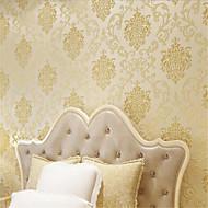 Art Deco Papel de Parede Para Casa Clássico Revestimento de paredes , Papel não tecido Material adesivo necessário papel de parede ,