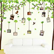 Botânico / Romance / Moda / Formas / Pessoas Wall Stickers Autocolantes de Aviões para Parede,PVC 60*180CM