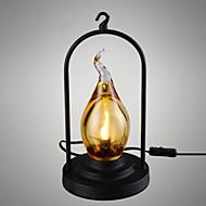 Skrivebordslamper PHILIPS Traditionel/klassisk / Rustik/hytte Metal