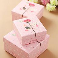 Geschenk Schachteln(Rosa,Kartonpapier) -Nicht personalisiert-Babyparty / Quinceañera & Der 16te Geburtstag / Geburtstag / Hochzeit /