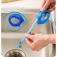 škálovatelné mozků vlasy čisté nástroj vyčistit umyvadlo sbírat háček na toaletu bagry nástroje