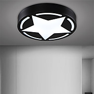 플러쉬 마운트 ,  컴템포러리 / 모던 페인팅 특색 for LED 미니 스타일 금속 거실 침실 주방 학습 방 / 사무실 키즈 룸 입구 게임 룸 현관 차고