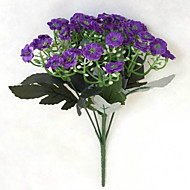 """11.1""""L Set of 1 Cozy Orchid Silk Cloth Flowers"""