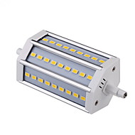 R7S J118 9W Cold White / Warm White / White 27LED 5730SMD 900LM 3000K-6500K Flood Light Bulb Lamp AC85-265V