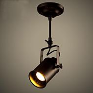 Max 60W וינטאג' סגנון קטן צביעה מתכת צמודי תקרהחדר שינה / חדר אוכל / מטבח / חדר מקלחת / חדר עבודה / משרד / חדר ילדים / כניסה / חדר משחקים