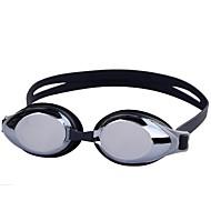 YS Óculos de Natação Unisexo Anti-Nevoeiro / Á Prova-de-Água / Anti-Estilhaços Resina de Engenharia PCCinzento / Preto / Rosa Claro /