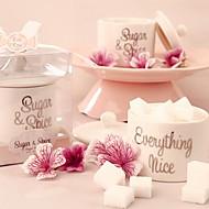 Geschenkboxen / Geschenktaschen / Süßigkeiten Gläser und Flaschen(Weiß,Keramik) -Nicht personalisiert-Hochzeit / Jubliläum / Brautparty /