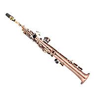 Det var - 6998 rød og bronze b altsaxofon fission saxofon
