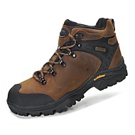 Women's / Unisex Hiking Shoes Nappa Leather Brown