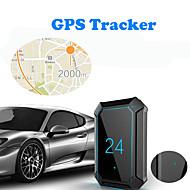 a10 GPS Tracker localizador para google carro veículo mapa 5000mAh bateria de longa vida GSM GPRS rastreador