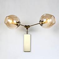 Ministil Væg Lamper,Moderne/samtidig Metal