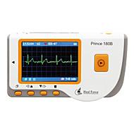 portatile elettrocardiogramma monitor di cuore ECG con schermo LCD a colori