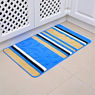 """Casual Style Coral Velvet Material Non-Slip Rectangle Mat W20"""" x L31"""""""