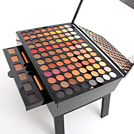 180 Color Eyeshadow 2 Color Blush 2 Color 6-color Eyebrow Powder Kit