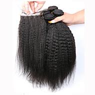 Ткет человеческих волос Перуанские волосы 450 8 10 12 14 16 18 20 22 24 26 Расширения человеческих волос