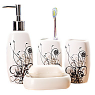 בחליפה מהודרת אמבטית ארבע חתיכה פשוטה (תבנית אקראית)