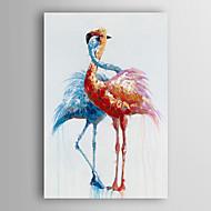 ручная роспись маслом животных двух птиц в любви с растянутыми кадр 7 стены arts®