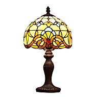 Eye Protection Pastoral style Mini Tiffany lamp
