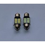 1Pcs Reading Light 4014-10/12SMD White  Blue  Warm White